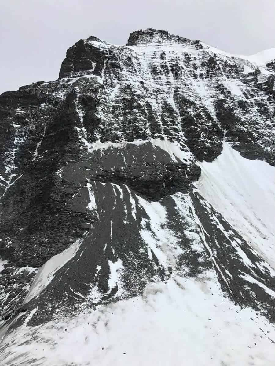 Tödlicher Bergunfall